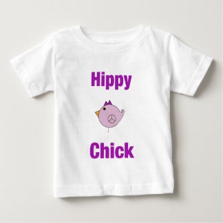 Hippy Chick - Baby Baby T-Shirt