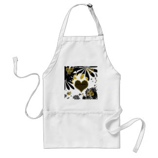 Hippy Flower passion Aprons