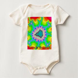 Hippy In Training Baby Bodysuit