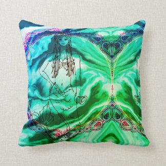 Hippy Mermaid Cushion