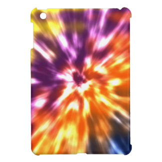Hippy Peace Retro Tie Dye Colorful Boho iPad Mini Cases