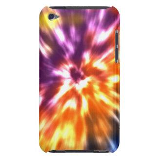 Hippy Peace Retro Tie Dye Colorful Boho iPod Case-Mate Cases