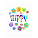 HIPPY POST CARD