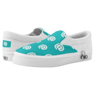 Hipstar @ Blue Slip-On Sneaker
