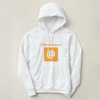 Hipstar @ Orange Hoodie