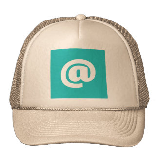 Hipstar @ Trucker Hat (Blue)