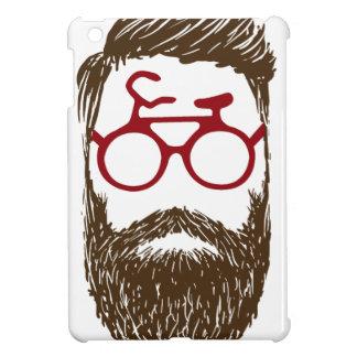 Hipster biker iPad mini case