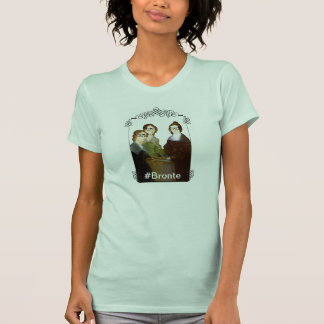 Hipster Bronte Sisters Alternate T-Shirt