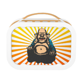Hipster Buddha Lunchboxes