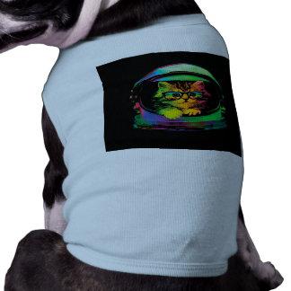 Hipster cat - Cat astronaut - space cat Shirt