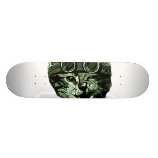 Hipster Cat Skate Board Decks