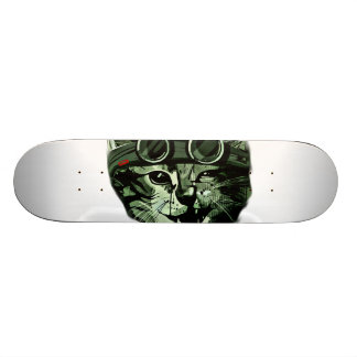 Hipster Cat Skateboards