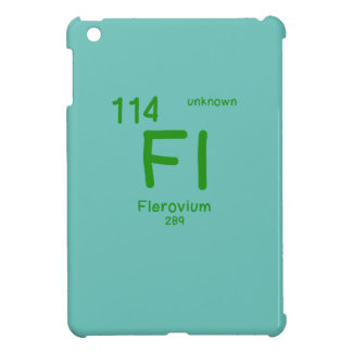 Hipster Chemistry iPad Mini Cover