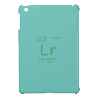 Hipster Chemistry iPad Mini Covers