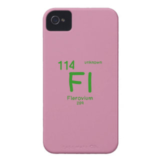 Hipster Chemistry iPhone 4 Cover
