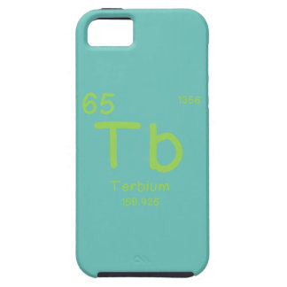 Hipster Chemistry Tough iPhone 5 Case