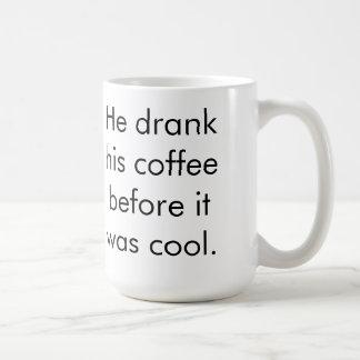 Hipster Coffee (2) Coffee Mug