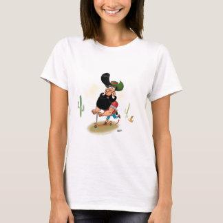 Hipster Cowboy T-Shirt