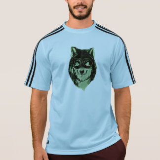 Hipster Dog Style T-Shirt