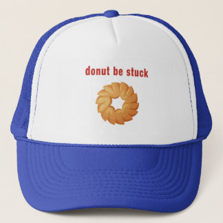 Hipster Don't Trucker Hat
