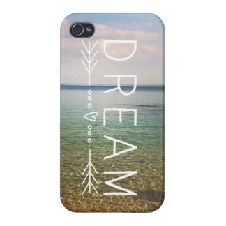 Hipster Dream and Arrows iPhone 4 Cover