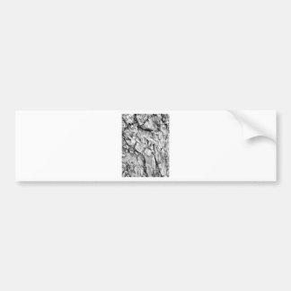 hipster effect texture bumper sticker