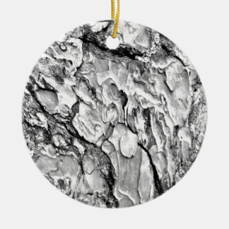 hipster effect texture ceramic ornament