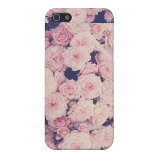 hipster flower phone case iPhone 5/5S case