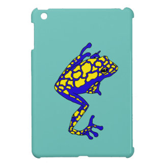 Hipster Frog iPad Mini Case