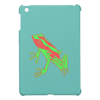 Hipster Frog iPad Mini Cover