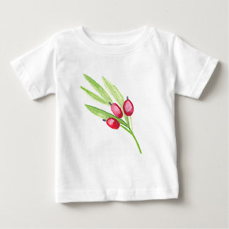 Hipster Fruit Baby T-Shirt