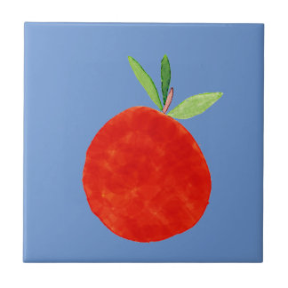 Hipster Fruit Ceramic Tile