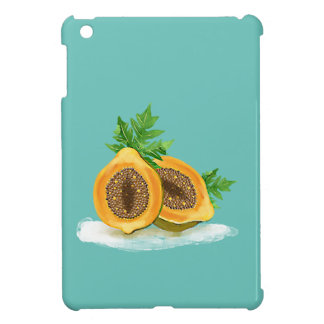 Hipster Fruit iPad Mini Covers