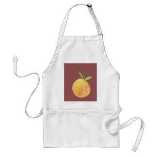 Hipster Fruit Standard Apron