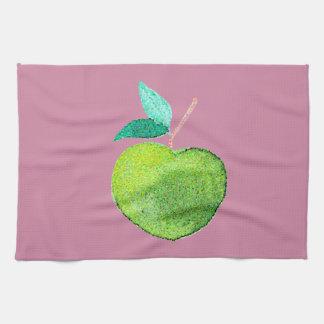 Hipster Fruit Tea Towel