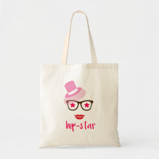 Hipster Funny Tote bag