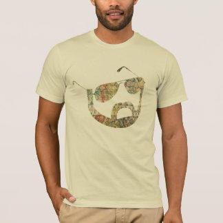 Hipster Guy T-Shirt
