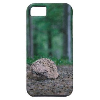 Hipster Hedgehog iPhone 5 Case