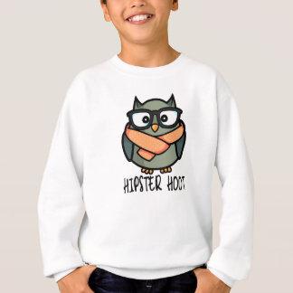 Hipster Hoot Sweatshirt