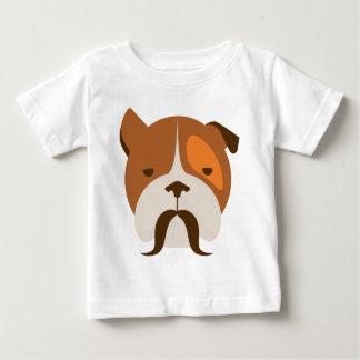 Hipster Hound Baby T-Shirt