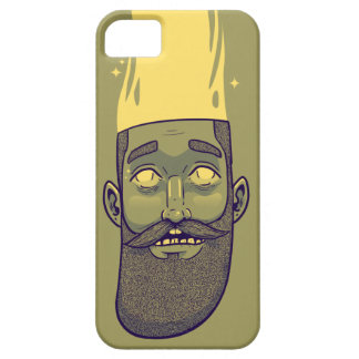 Hipster iPhone 5 Cover