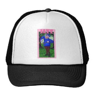Hipster Jazz Cow Cap