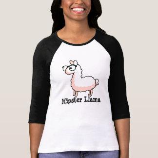 Hipster Llama Shirts