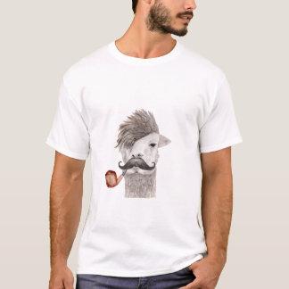 Hipster Llama T Shirt