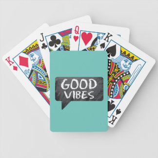 Hipster Mom Bicycle Playing Cards