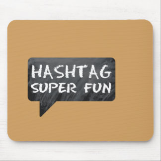 Hipster Mom Mouse Pad