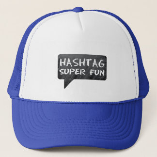 Hipster Mom Trucker Hat
