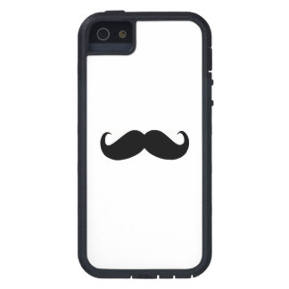 Hipster Mustache iPhone 5 5S Tough Xtreme iPhone 5 Case
