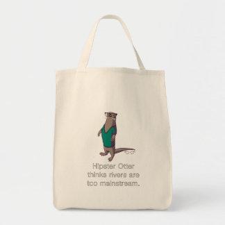 Hipster Otter Bag