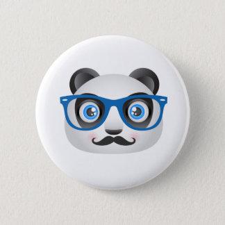 Hipster Panda Button
